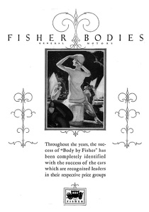 Body by Fisher -1927A