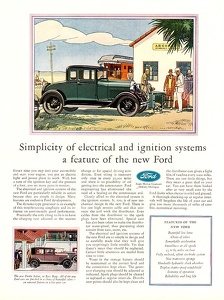 Ford Cars -1929A