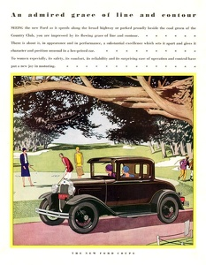 Ford Cars -1930D
