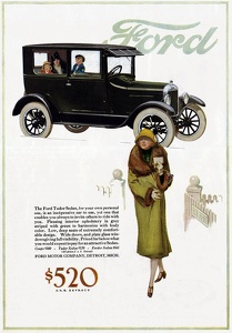 Ford Cars -1926A