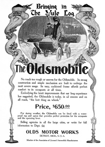 Oldsmobile Cars -1903A