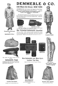 Demmerle Auto Clothing -1903A