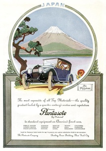 Pantasote Car Tops -1919A