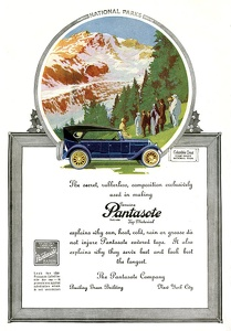 Pantasote Car Tops -1920A