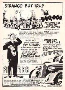 Prestone Anti-Freeze -1936A