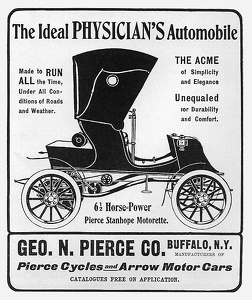 Pierce-Arrow Cars -1903A