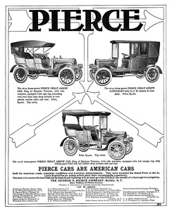 Pierce-Arrow Cars -1905B