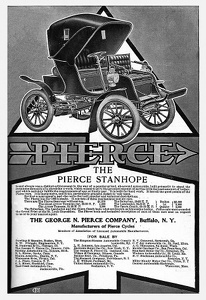Pierce-Arrow Cars -1905C