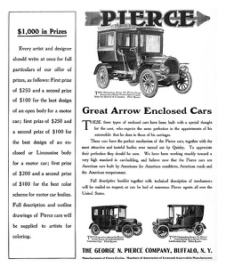 Pierce-Arrow Cars -1905D