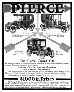 Pierce-Arrow Cars -1905E