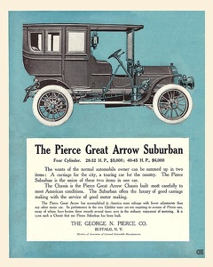 Pierce-Arrow Cars -1906A