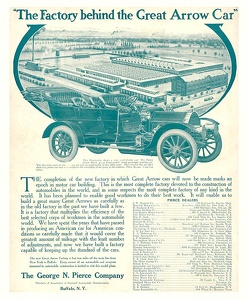 Pierce-Arrow Cars -1907A