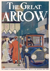 Pierce-Arrow Cars -1907B