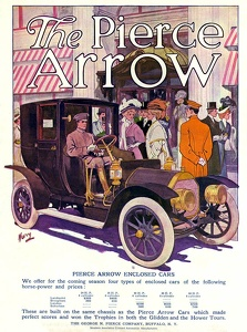 Pierce-Arrow Cars -1909A