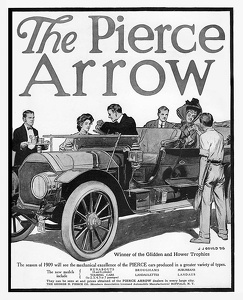 Pierce-Arrow Cars -1908B