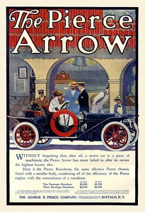 Pierce-Arrow Cars -1909B