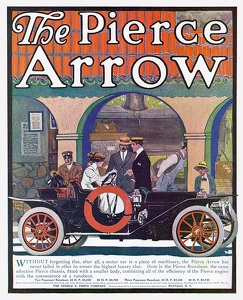 Pierce-Arrow Cars -1909C