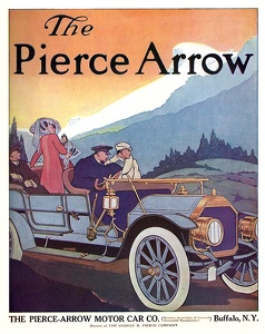 Pierce-Arrow Cars -1909D