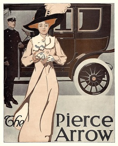 Pierce-Arrow Cars -1909E