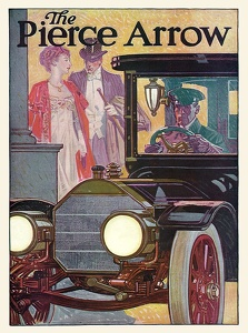 Pierce-Arrow Cars -1909F