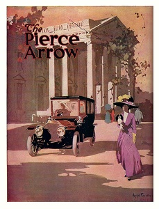 Pierce-Arrow Cars -1909G