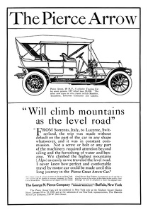 Pierce-Arrow Cars -1909H
