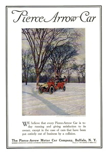 Pierce-Arrow Cars -1909I