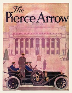 Pierce-Arrow Cars -1910A
