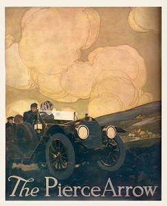 Pierce-Arrow Cars -1910B