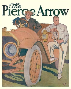 Pierce-Arrow Cars -1910C