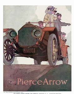 Pierce-Arrow Cars -1911A