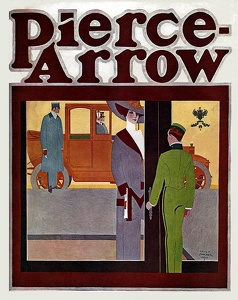 Pierce-Arrow Cars -1911B