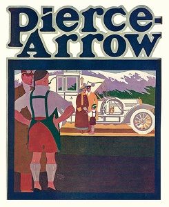 Pierce-Arrow Cars -1911C