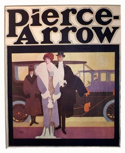 Pierce-Arrow Cars -1911F