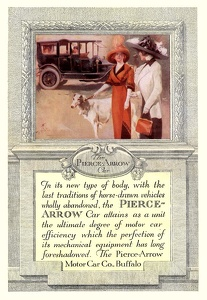 Pierce-Arrow Cars -1912B