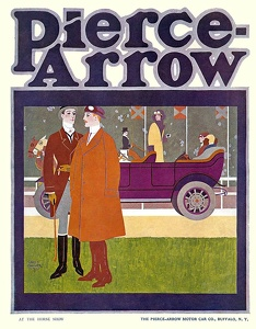 Pierce-Arrow Cars -1912C