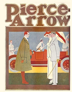 Pierce-Arrow Cars -1912D