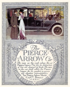 Pierce-Arrow Cars -1912E