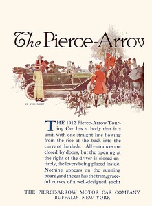 Pierce-Arrow Cars -1912F