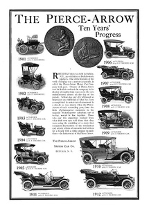Pierce-Arrow Cars -1912H