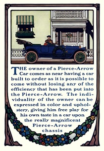 Pierce-Arrow Cars -1913A
