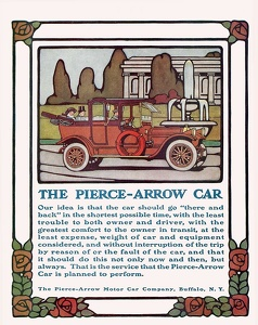 Pierce-Arrow Cars -1914A