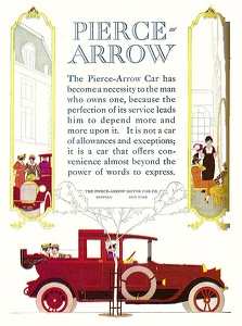 Pierce-Arrow Cars -1914B