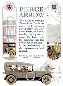 Pierce-Arrow Cars -1914C