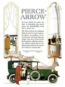 Pierce-Arrow Cars -1914D