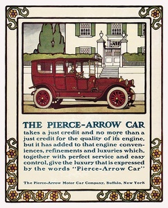 Pierce-Arrow Cars -1914E