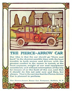 Pierce-Arrow Cars -1914F