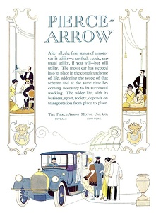 Pierce-Arrow Cars -1915A