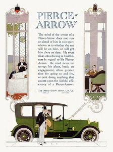 Pierce-Arrow Cars -1915B
