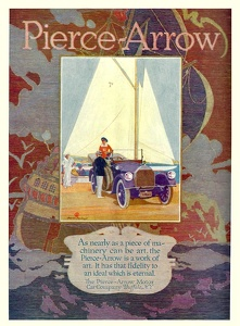 Pierce-Arrow Cars -1915C